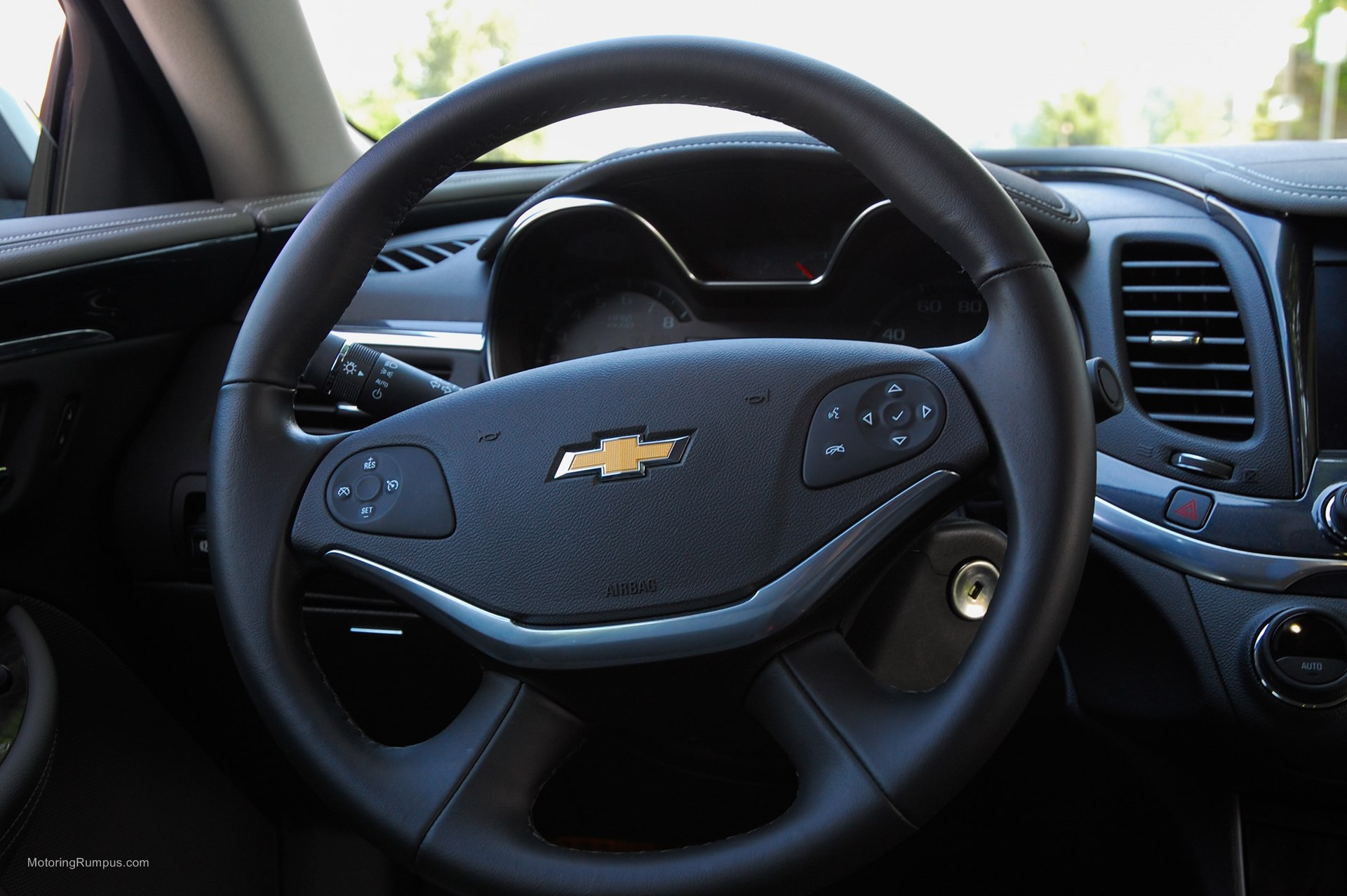 2014 Chevy Impala Review Motoring Rumpus