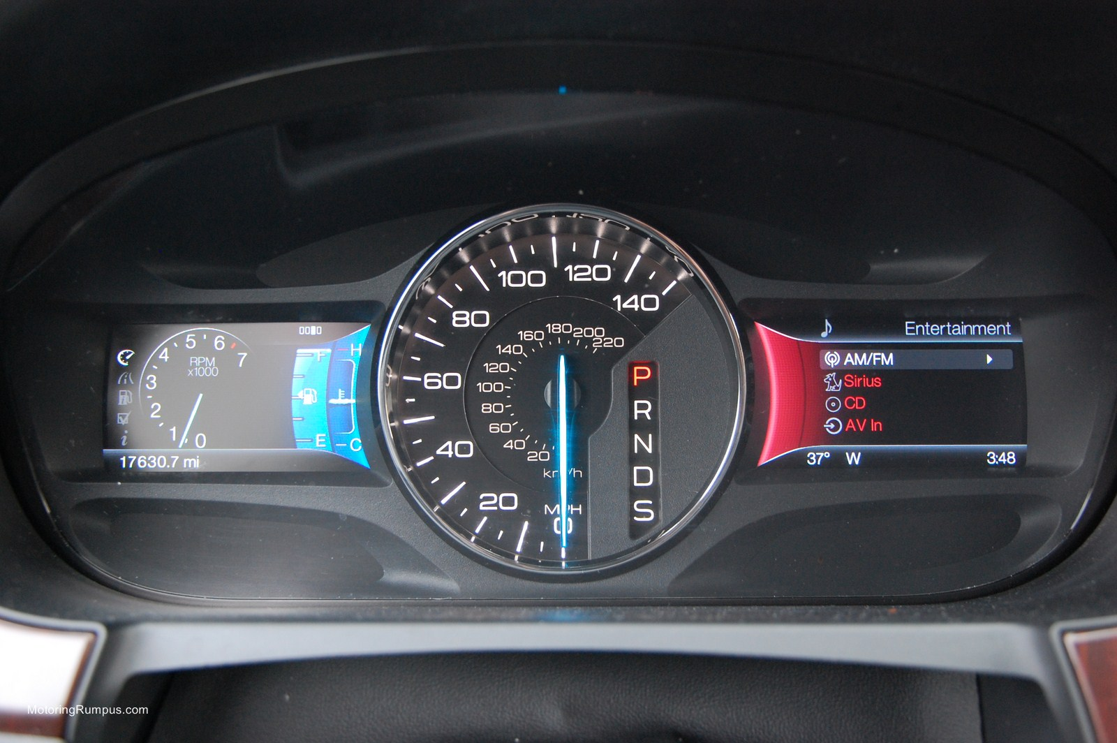2013 Ford Edge Photo Gallery - Motoring Rumpus