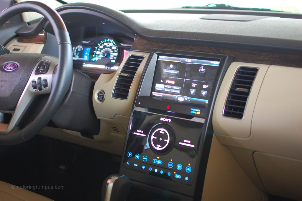 2013 Ford Flex Limited AWD Review  Motoring Rumpus