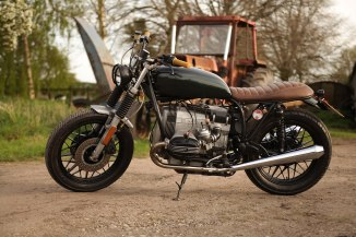 BMW R65 Roadster custom