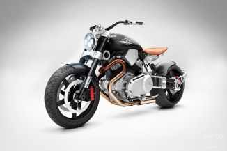 X132 Hellcat Speedster by Confederate Motorcycles 6