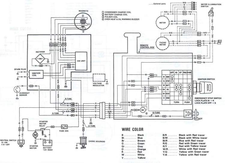 suzuki dt40 wiring diagram pdf