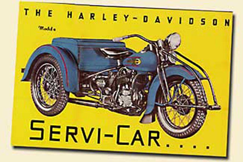 1950 Harley Davidson Wiring Diagram Servi Car