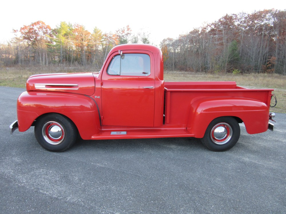 medium resolution of 1948 ford f1 pickup sold massachusetts 0