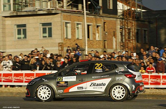 João Correia ausente do Rally de Ferrol