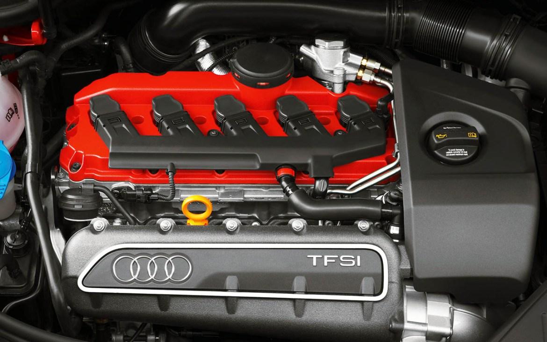 Audi 2.5 RS3 (2.0 a 2.5 litros)