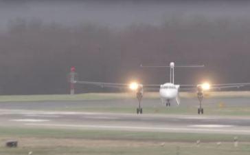 Aterragem Dusseldorf