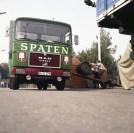Oktoberfest 1976, MAN Lkw Typ 15.200 der Spaten Brauerei München