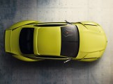 Der neue BMW 3.0 CSL Hommage – sportliche Eleganz auch aus der Vogelperspektive.