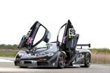 Der McLaren F1 GTR mit der Startnummer 59 gewann 1995 das 24-Stunden-Rennen in Le Mans. (Werksfoto)
