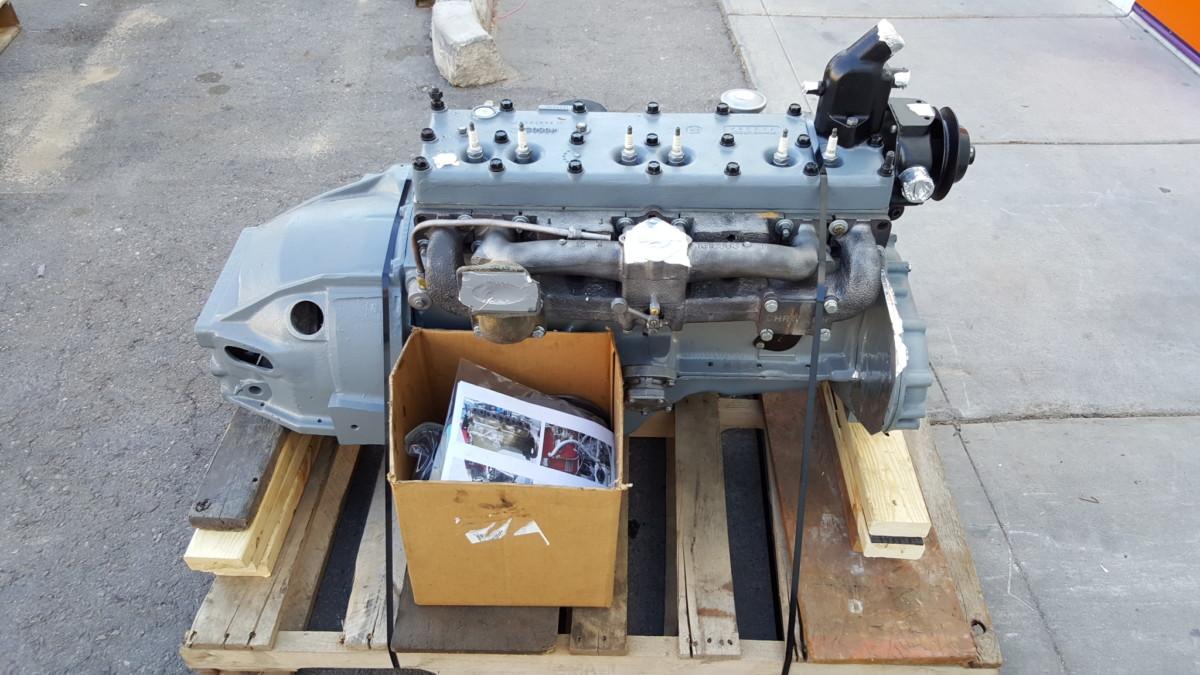 High Performance Flathead V8 Dodge Engine Diagram