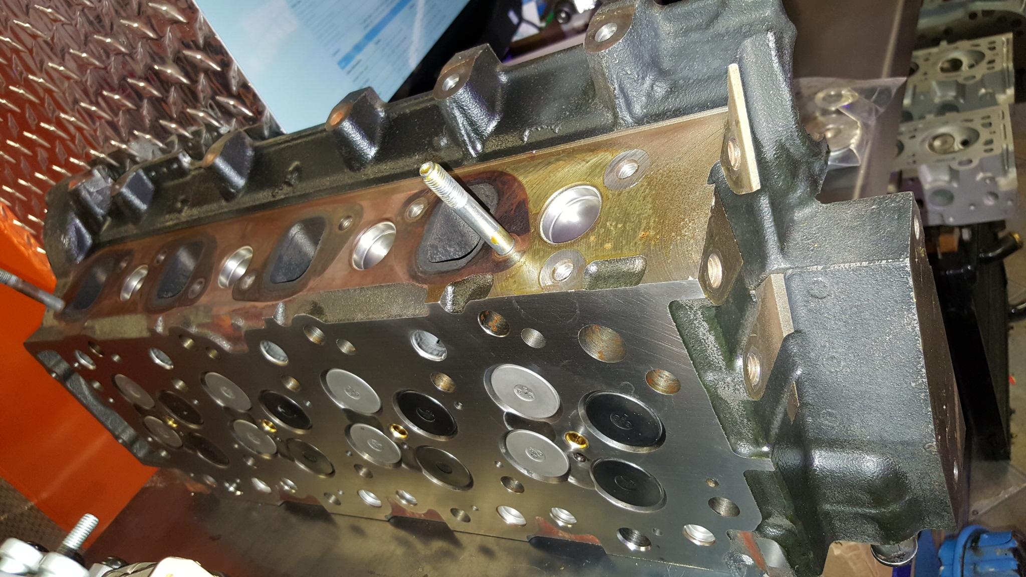 Engine Coolant Stop Leak
