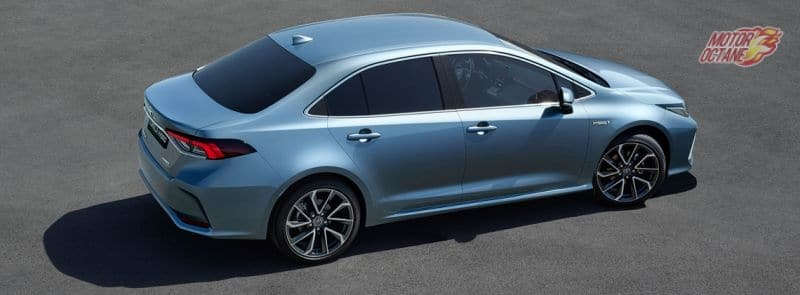 new corolla altis launch date in india harga mobil grand avanza 2019 toyota price design dimension features side 2
