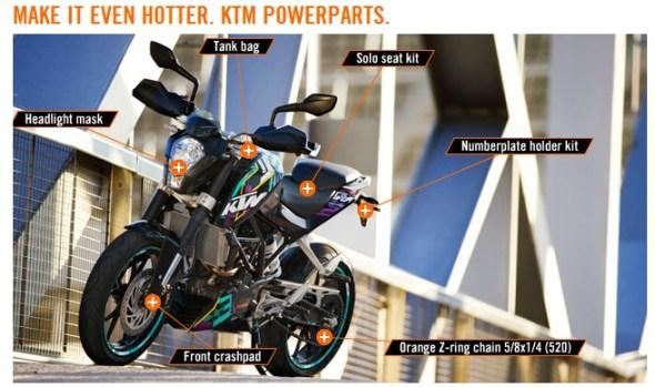 KTM powerparts