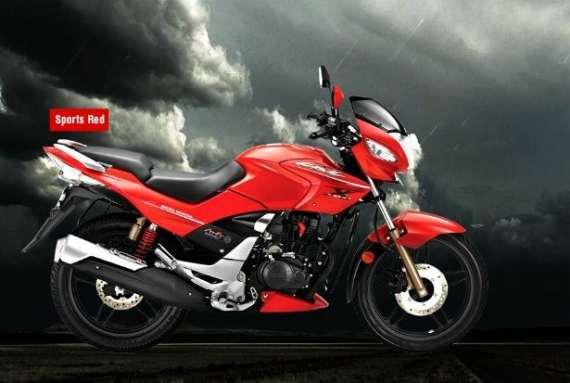 CBZ Xtreme red