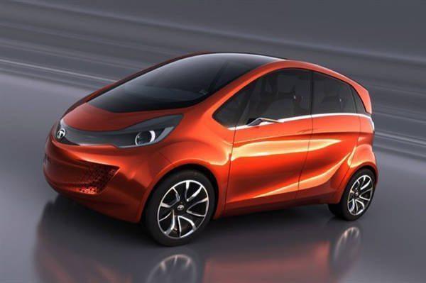 Upcoming cars 2015 Tata megapixel Kite