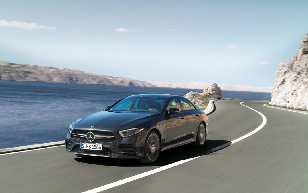 Mercedes-AMG se 53-modelle is hier