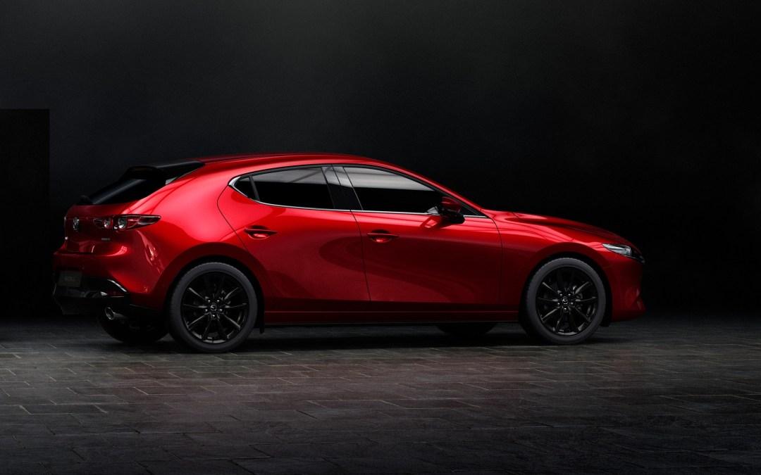 Mazda se nuwe Drie is hier