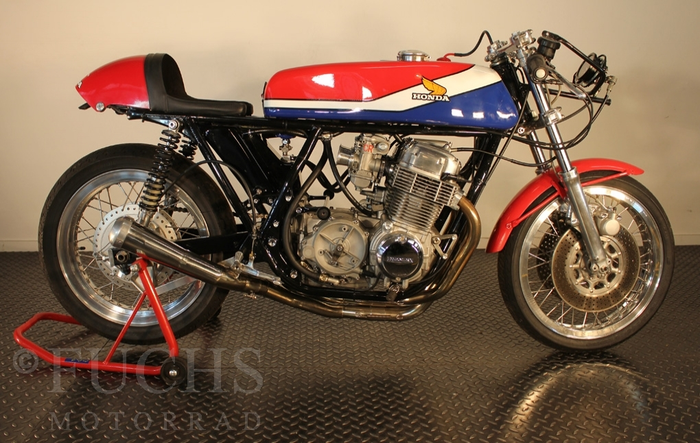 Fuchs Motorrad Bikes Honda Cr 750 Replica