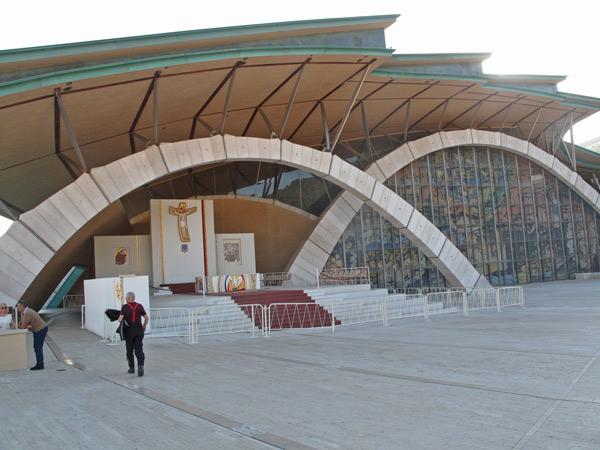 Kirche von Padre Pio in San Giovanni Rotondo (FG)