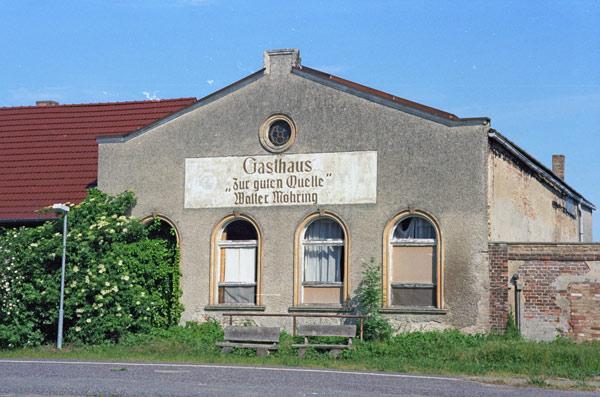 Gasthaus zur Guten Quelle, Möthlow, Lkr. Havelland, Brandenburg