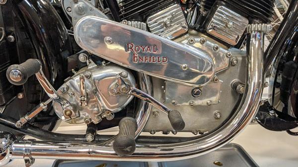 Royal Enfield Motorrad Motor