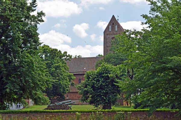 Patronatskirche in Schönhausen Elbe