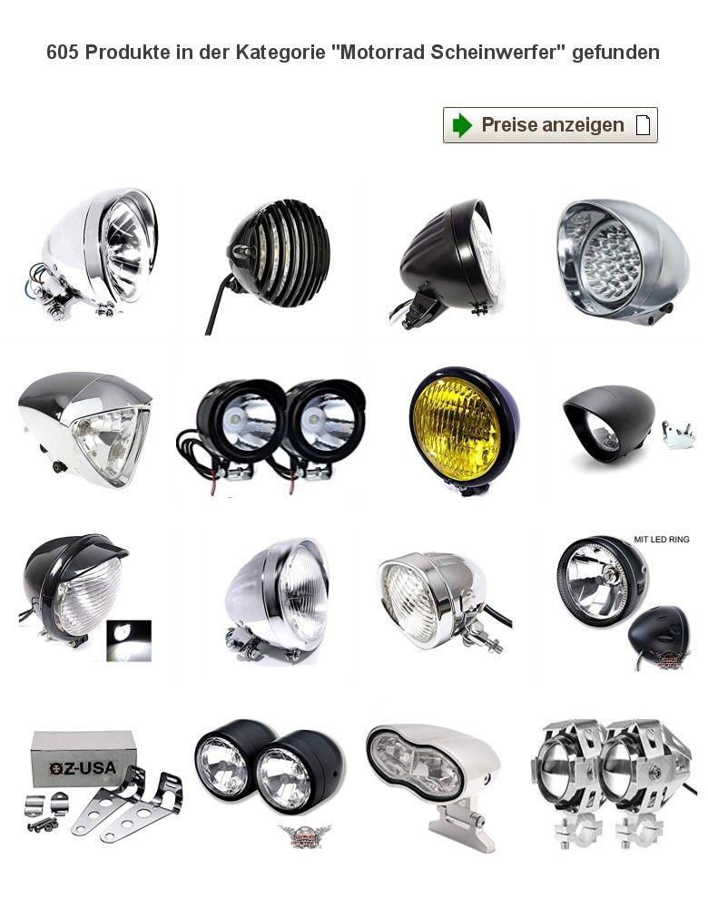 SUZUKI VS 1400 Scheinwerfer (Motorrad-Teile Versand)