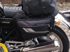 Moto-Detail Satteltaschen