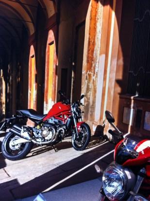 Am Ducati Stand