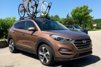 2016 Hyundai Tucson : Review