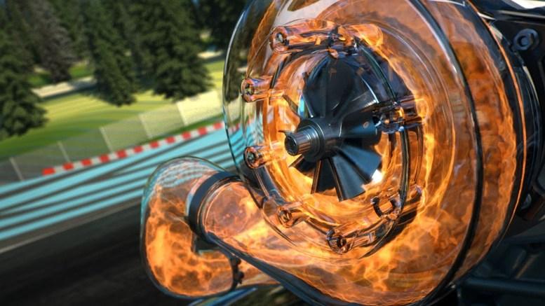 Motor Turbo