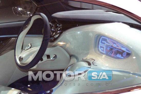 Hyundai ix Metro Projeto HB interior