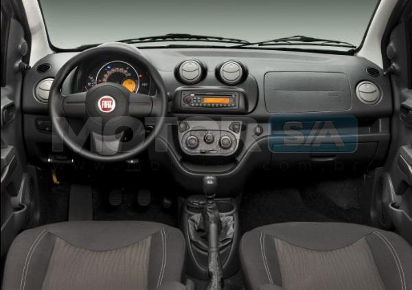 Novo Fiat Uno 2010 / 2011