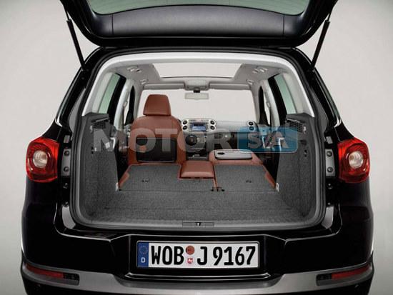 VW Tiguan 2010