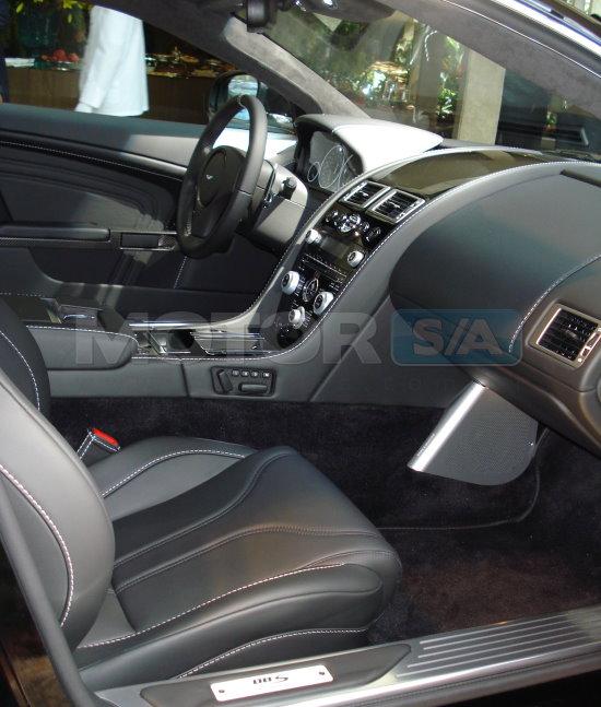 Aston Martin Brasil 2010 - Motor S/A