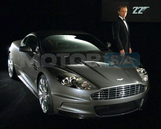 Aston Martin DBS - Motor S/A