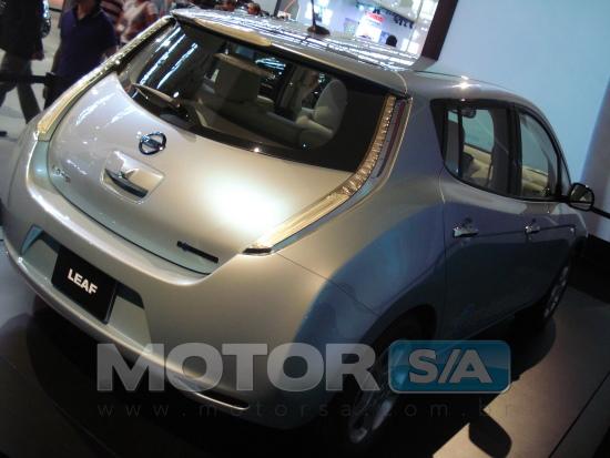 Fotos de carros - Nissan Leaf