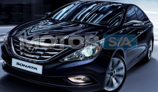 Fotos de Carros - Hyundai Sonata 2012