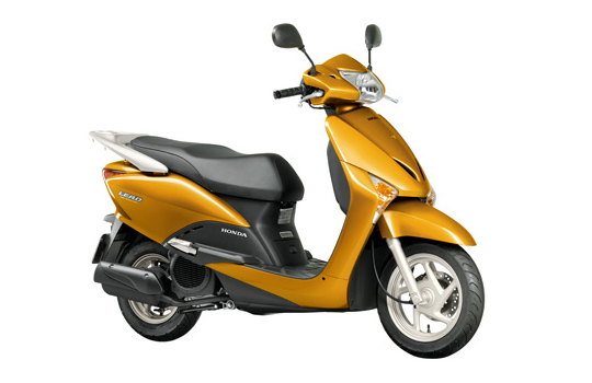 Motos - Nova Honda Lead 2011
