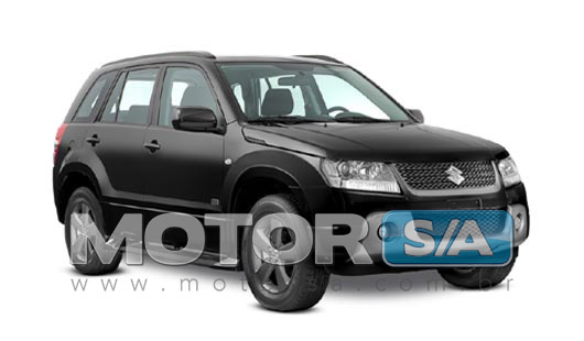 Fotos de carros - Novo Suzuki Grand Vitara Limited Edition