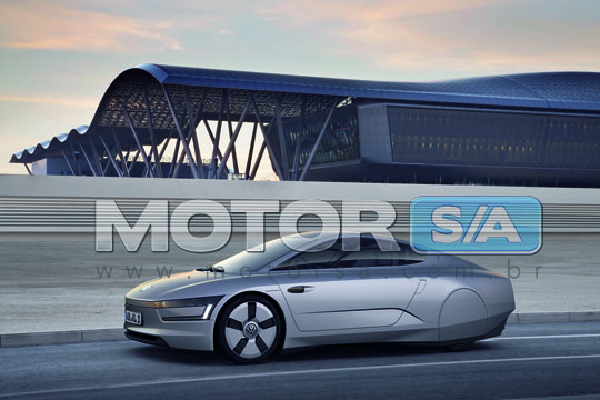 Fotos de Carros - Volkswagen Studie XL1