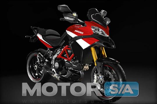 Ducati Multistrada 2012