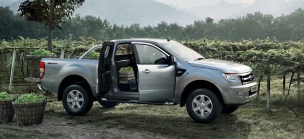nova ford ranger 2012