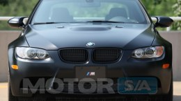 BMW M3 Frozen Black Edition Coupe 2011