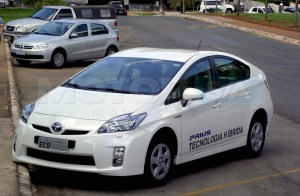 Toyota Prius 2012 Brasil - hibridos