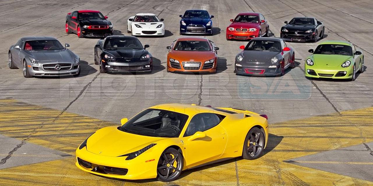 A Maior Corrida De Carro Do Mundo Motor S A