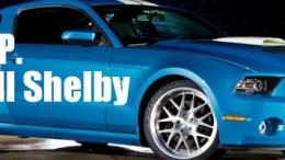 Ford Mustang 2013 Shelby GT500 Cobra - fotos de carro