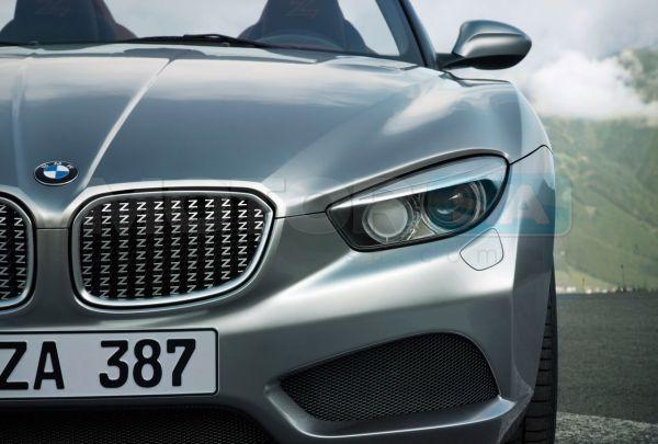 BMW Zagato Roadster - fotos de carro