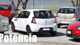Renault Logan e Sandero 2013 com motor Hi-Power